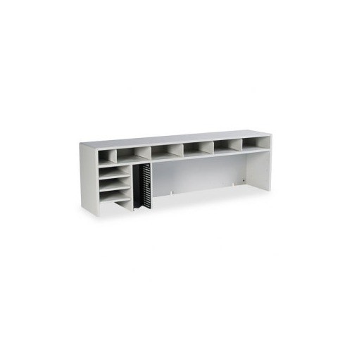 Safco High Clearance e Shelf Desktop Organizer