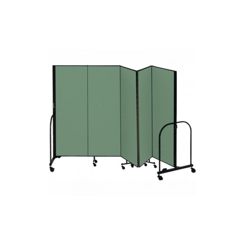 screenflex freestanding portable room divider
