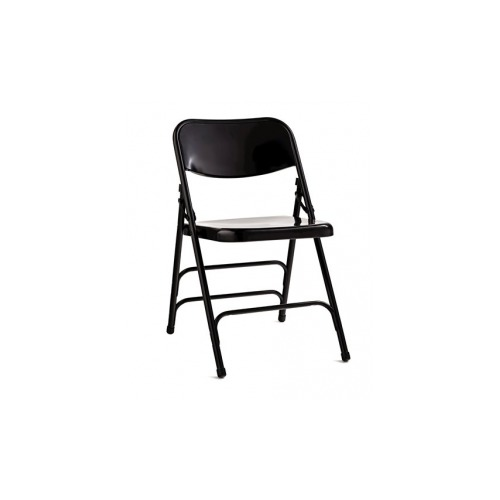 samsonite commercial grade all steel folding chair