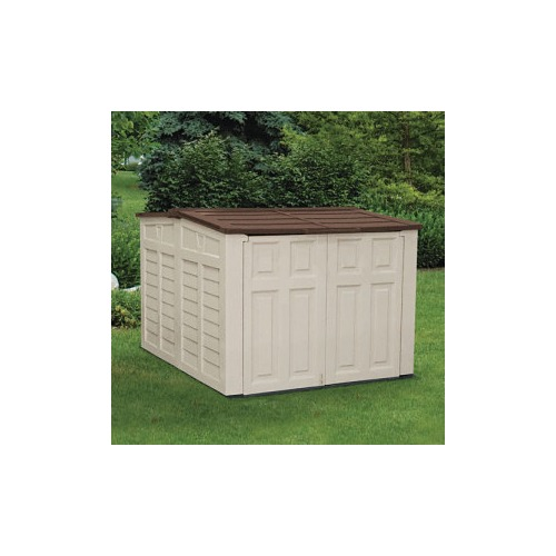Suncast Low Profile Shed Suags8600 Easy Ordering